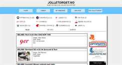 Preview of jolletorget.no